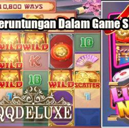 Fakta Keberuntungan Dalam Game Slot Online